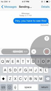 How to Send Audio Picture & Video Messages Faster on Your iPhone