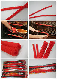 Heat Resistant 2Pc Set Microwave Silicone Oven Rack Guards for
