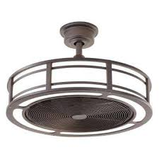 oscillating ceiling fan with light air king hp industrial grade