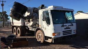 100 Garbage Truck Youtube City Of Casa Grande Condor DaDee Scorpion ASL YouTube