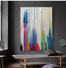 wohnzimmer malerei dekorative wand malerei handgemachte abstrakte kunst acryl gemälde wand bilder für schlafzimmer dekoration