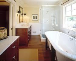 L Shaped Bathroom Vanity Ideas by Elegant Decorating Ideas Using L Shaped White Wooden Vanity