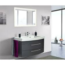badezimmer set waschtisch m unterschrank led spiegel