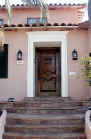 Spainsh Style Front Doors