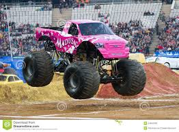 Madusa Monster Truck Editorial Stock Photo. Image Of Race - 24842208