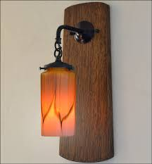 terrific craftsman style wall sconce mission studio wall
