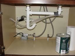Kitchen Sink Drain Pipe Diagram by Sinks Kitchen Sink Plumbing With Dishwasher Kitchen Sink Drain