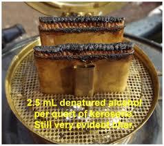 cotton wicks for burning diesel fuel in kerosene heaters