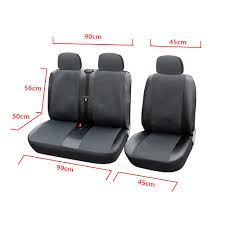 1+2 Seat Covers Car Seat Cover For Transporter/Van, Universal Fit ... Pin By Pradeep Kalaryil On Leather Seat Covers Pinterest Cars Best Seat Covers For 2015 Ram 1500 Truck Cheap Price Products Ayyan Shahid Textile Pic Auto Car Full Set Pu Suede Fabric Airbag Kits Dodge Ram Amazon Com Smittybilt 5661301 Gear Fia Vehicle Protection Dms Outfitters Custom Camo Sheepskin Pet Upholstery Faux Cover For Kia Soul Red With Steering Wheel Auto Interiors Seats Katzkin September 2014 Recaro Automotive Club Black Diamond Front Masque