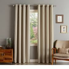 Heat Insulating Curtain Liner by Rhf Blackout Thermal Insulated Curtain Antique Bronze Grommet