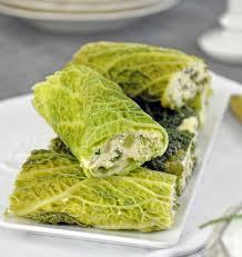 cuisiner un chou vert cannelloni de chou vert et volaille les meilleures recettes de