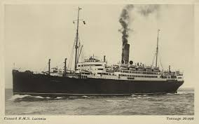 Sinking Of The Britannic Youtube by Rms Laconia 1921 Wikipedia