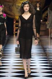 Dolce Gabbana Fall 2016 Ready To Wear Fashion Show
