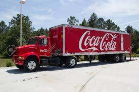 JACKSONVILLE, FL - MAY 20, 2014: A Red Coca Cola Truck. The Coca ... Tow Truck Jobs In Jacksonville Fl Best Resource 2005 Manitex 124wl Crane For Sale In Florida On Used Trucks Fresh New And Mitsubishi For Caterpillar 725c2tg Sale Fl Price 3500 Year 1988 Ford F800 Diesel Clamp Lift Boom Chevy Colorado 2013 Chevrolet Colorado Jacksonville New Used Dream Wheels Vehicles 32207 2018 Hyundai 53x102 Dry Van Trailer Auction Or Lease Car Heavy Towing St Augustine 90477111 Tsi Sales Chevrolet S10 Cars
