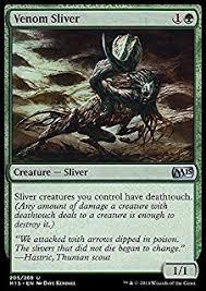 amazon com magic the gathering sliver overlord premium deck