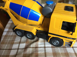 Find More Bruder Cement Mixer Truck - Made In Germany For Sale At Up ... Buy Bruder Man Tga Cement Mixer 02744 Find More Truck Great Shape Has Real Working Scania Rseries 799959677325 Ebay Unboxing The Amazoncom Mack Granite Toys Games 116th Red Big Farm Peterbilt 367 With 18919632 Bruder Mb Arocs 03654 Arocs Mixer Truck 3654 Incl Shipping R Series In Balgreen Edinburgh And Concrete Pump An Scale Models By First Gear Nzg Tanker Vehicle Bta02827