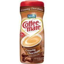 Coffee Mate Creamy Chocolate Powder Creamer