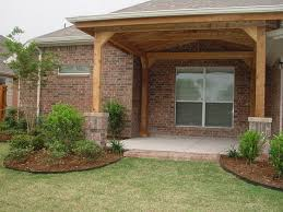 Inexpensive Patio Cover Ideas by Wonderful Wood Patio Cover Ideas Inexpensivepatioideas Amp Patio