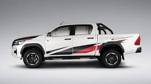 100 Toyota Truck Top Gear Of Course S Latest Gazoo Racing Model Is A Hilux