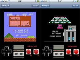First Nintendo Emulator Available for the Apple iPhone