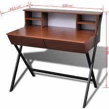 Writing Desk Ikea Uk by Computer Table Brusali Desk Ikea 0383188 Pe557807 S5 Jpg