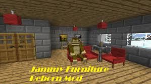 Jammy Furniture Reborn Mod for Minecraft File Minecraft