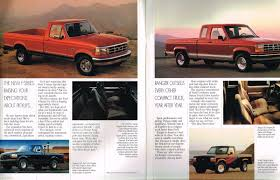 1992 Ford Truck S Brochure F Series 150 Ranger Explorer Bronco Van ... Hot88mustanggt 1992 Ford F150 Regular Cab Specs Photos Ranger Alternator Diagram Diy Enthusiasts Wiring Diagrams Tailgate Hinge Block And Schematic The Worlds Newest Photos Of F150 And Nc Flickr Hive Mind Questions Is A 49l Straight 6 Strong Motor In The Hoods Custom Truck Bodies Prime Built Ford Pickup Work Lariat Flareside Nostalgic Motoring Ltd 92fo1629c Desert Valley Auto Parts Ford F600 Sa Flatbed Dump Truck