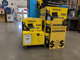 Stanley 81pcs Tool Set With Tool Chest At Lowes For $26 B&M YMMV ... Kobalt 11drawer 41in Stainless Steel Tool Chest At Lowescom 70in X 13in 14in Alinum Fullsize Crossover Truck Accsories Dark Wood Toy Shop Storage Menards Boxes Photocell Outdoor Lighting Lowes Electric Jobsite Newest Rolling Tool With Stanley Wheeled Plastic Low Profile Suncast Metal Pantry Portable Kitchen For Cabinets Gladiator 81pcs Set For 26 Bm Ymmv Quick Look Task Force 26in From Youtube Better Built Midsize Silver Box