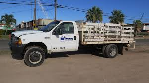 100 Flatbed Truck Rental 1999 Ford F450 12 Ft Stake Bed With Liftgate