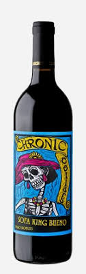 robert burns wines liquor chronic cellars sofa king bueno 2014