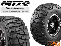 Set Of 4 Nitto Trail Grappler 35 X 12.5 Xr20 Premium Mud Terrain ... Nitto Trail Grappler Mt Tires Mud Terrain Diesel Power Best All Review 2018 Youtube Terrain Vs All Tires Pros Cons Comparison Amazoncom Toyo Tire Open Country Mudterrain 35 X Vs Tyres Youtube Regarding Winter Federal Lt 23585r16 Truck Tire Off Road Mud Bfgoodrich Launches Km3 North America Newsroom 4x4 Offroad Treads Allterrain Tiger 14 Off Road For Your Car Or Truck In Whats The Difference Between And Pit Bull Rocker Xor Radial Onoffroad Tires