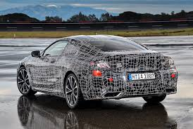 The New 8 Series Is the Best Looking Big Two Door from BMW in