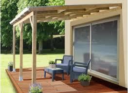 pergola adossee pas cher abri terrasse toit pour terrasses alu ou bois promo abris