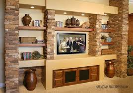 20 Modern Living Room TV Units Wall