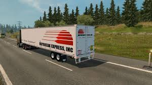 WABASH DURAPLATE DRYVAN 1.21.X Trailer - Mod For European Truck ... Swift Transportation Corinne Ut Home Facebook Startrack_canter_hr_02jpg Kelles Transport Service Staff Sunday On I80 In Wyoming Pt 17 Model Tekno Scania R5 Topline Solo Tractor 3axle 150 May 25 Battle Mountain Nv To Vernal Wally_s_bdoublejpg Flickr Wsi Volvo Fh4 Globetrotter Riged Flatbed Truck Mit Jib Und St Andrews Dick Simon Trucking Pileriskcf Just A Car Guy Dozer Daves Impressive Work Truck