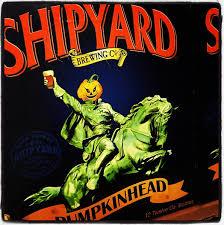 Shipyard Pumpkin Ale Recipe by Shipyard Pumpkinhead 2013 Arrives Beer Street Journal