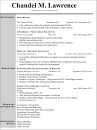Front Desk Job Resume by Example Plain Text Resume Text Resume Sample 86 Good Job Resume