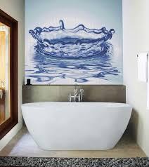beeindruckende wandbilder für ihr badezimmer diyideen info