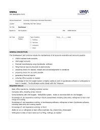 Bookkeeping Job Description Resume Free Guide Bookkeeper Job ... 7 Dental Office Manager Job Description Business Accounting Duties For Resume Zorobraggsco Telemarketing Job Description Resume New Sample Bookkeeper Duties For Cmtsonabelorg Bookeeper Examples Chemistry Teacher Valid 1213 Full Charge Bookkeeper Cover Letter Sample By Real People Cpa Tax Accouant 12 Rumes Bookkeepers Proposal Secretary Complete Guide 20 Letter Format Luxury Cover
