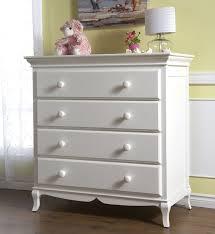 pali mantova 4 drawer chest white