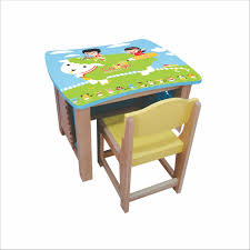 Learning Wooden Table Chairs Set For Kids - Wooden Kid ...