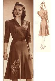 How To Date Womens Vintage Fashion From The 1940s