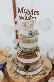 Cheese Wedding Cakes Wheel Rustic Diy Amazing Ideas