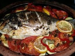 recette cuisine poisson poisson au four facile recette sur cuisine actuelle