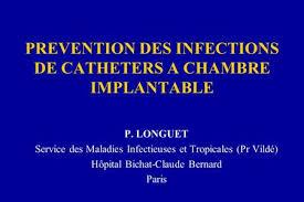 chambre implantable d馭inition prévention et diagnostic des infections sur cathéter ppt télécharger