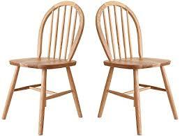 de satz 2 stühlen country wood stühlen