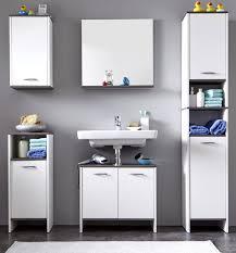 schränke wandschränke möbel wohnen spiegelschrank grau