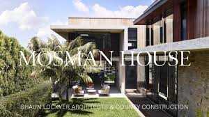 104 Architect Mosman House By Shaun Lockyer S Video Feature The Local Project