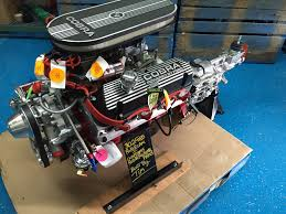 100 Ford Truck Transmissions New V8 Custom Crate Engines347427w 50 Coyote