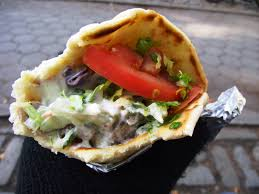 NYC Treasures: Food Truck Gyros! | Dominican Heat